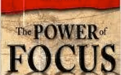 May Book Club: The Power of Focus For Women!
