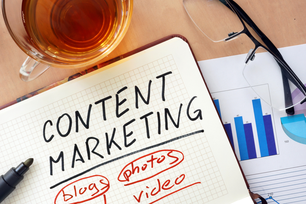 Creating Content For Your Business!