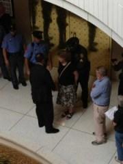 Carol Arrest