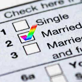 gay marriage taxes