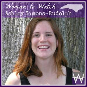 Woman to Watch- Ashley Simons-Rudolph
