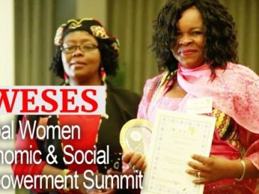 2018 Global Women Economic and Social Empowerment Summit