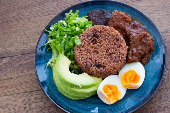 Try Your Hands On This Delicious Ghanaian Waakye Rice This Weekend ...