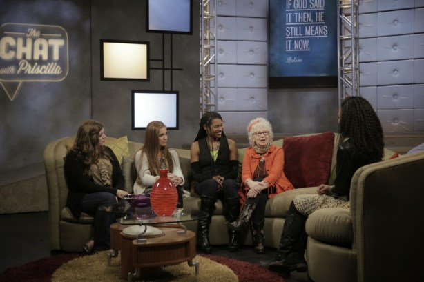 Priscilla Shirer interviews Annie Downs, Angie Smith, Nicole C. Mullen, and Patsy Clairmont on what women wish men knew in the latest episode of The Chat with Priscilla.