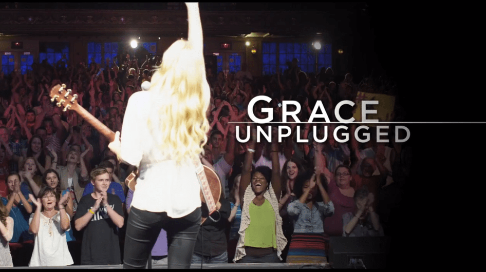 Sneak Peek! Grace Unplugged