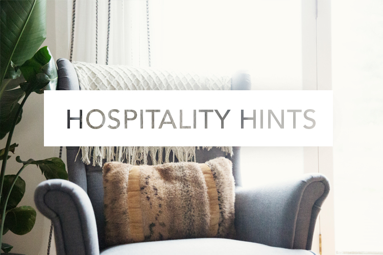 Hospitality Hints | Inviting Others to Church at Easter