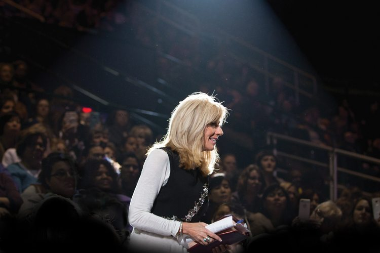 Beth Moore's Theme for the Living Proof Simulcast (& Her New Study!)