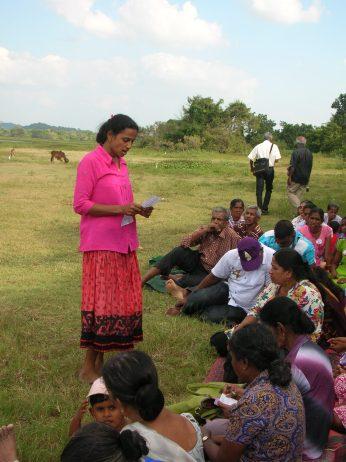 Exchange visit to Kurunegala 20