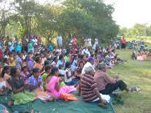 Exchange visit to Kurunegala 80