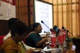 Visaka Dharmadasa, Chairperson of the Association of War Affected Women