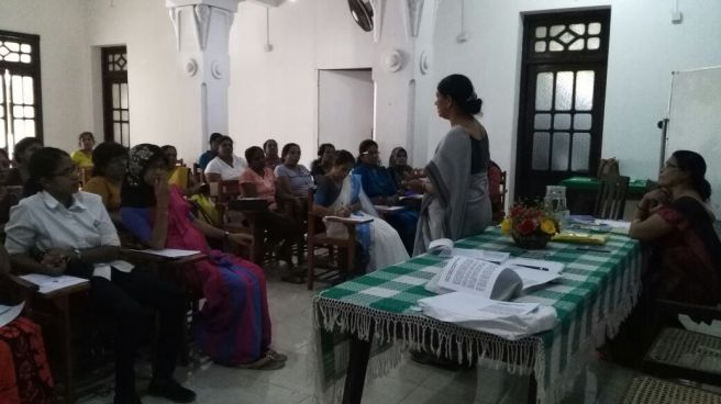 Galle Meeting 1