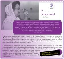 Jezima Ismail