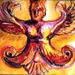 Scythian Goddess by Mary B. Kelly