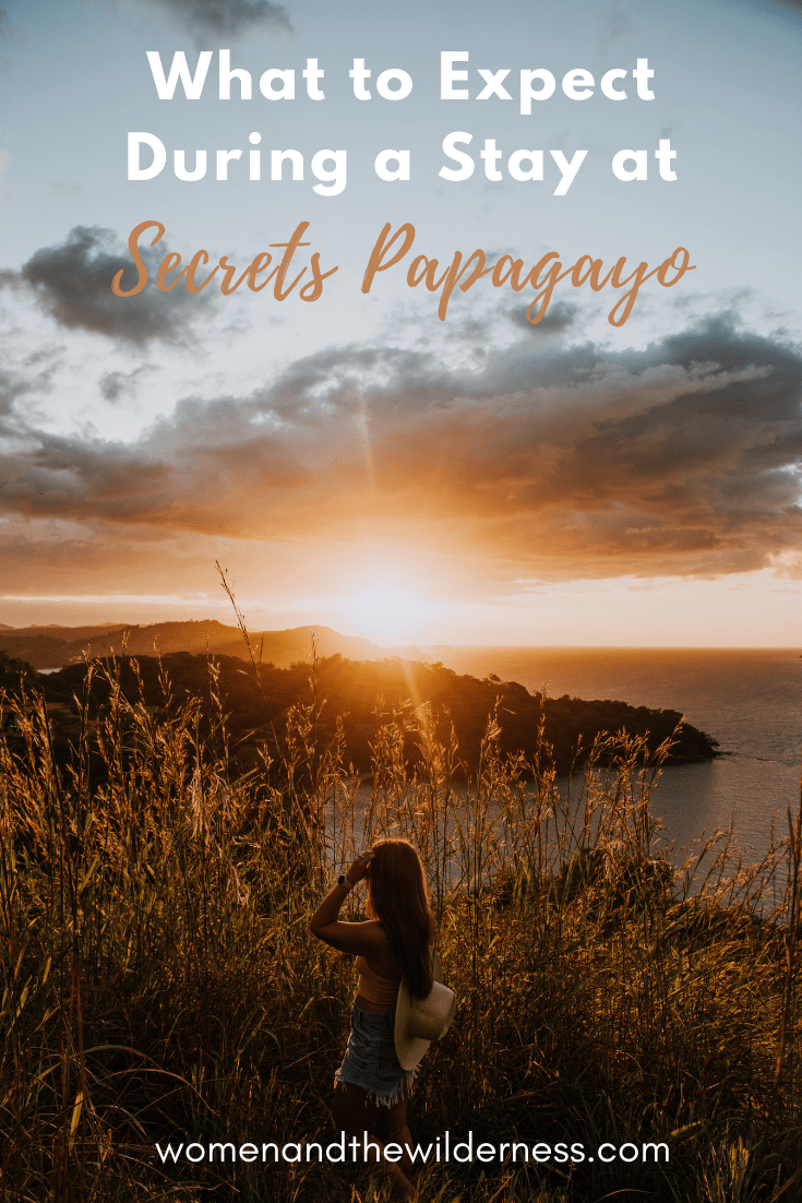 What to expect when staying at Secrets Papagayo in Costa Rica (during the pandemic)