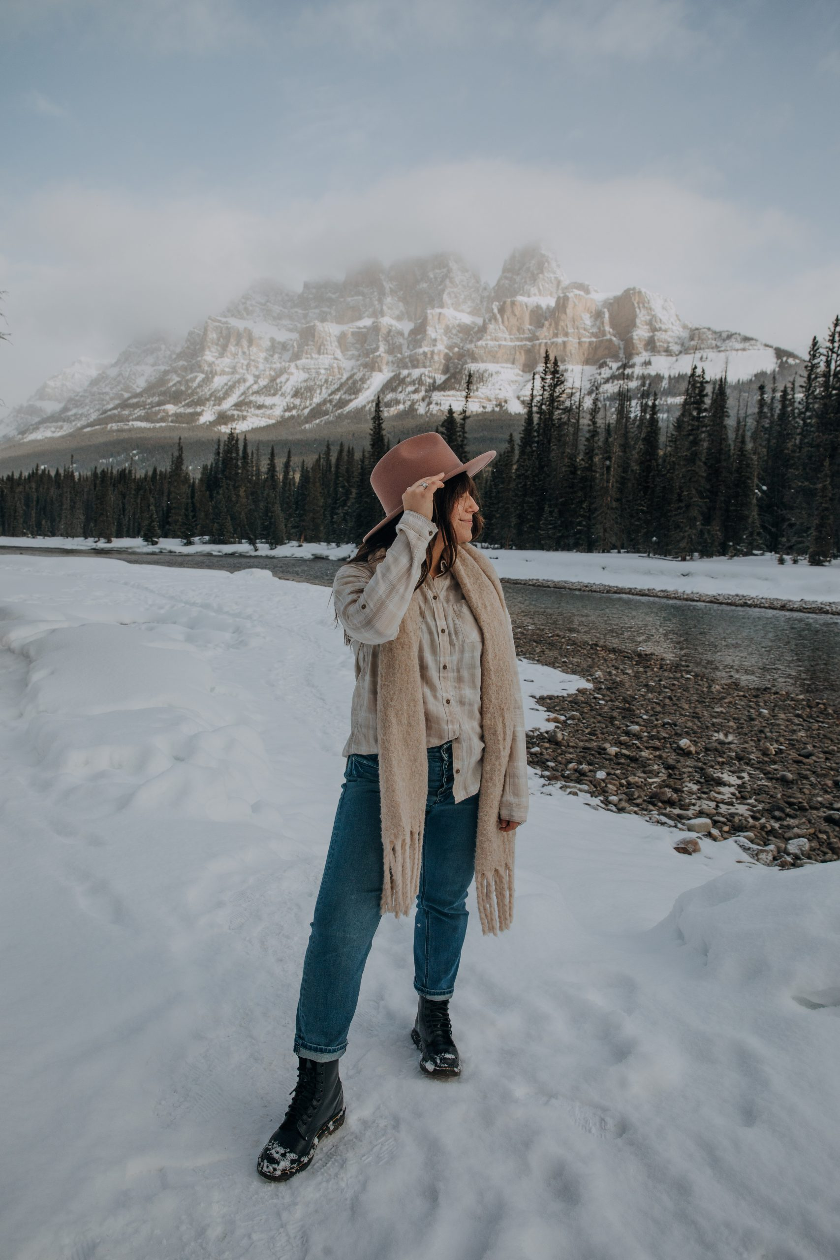 The Ultimate Banff Winter Guide - winter mountain style