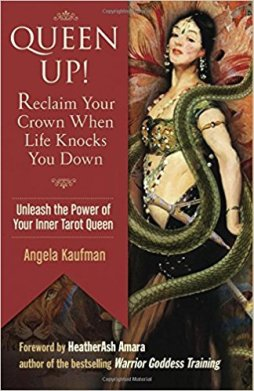 Queen Up! book cover