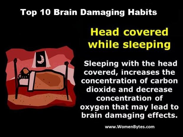 Top bigger Brain Damaging Habits