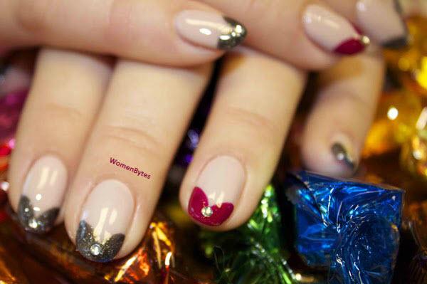 Easy Christmas Nail Art Ideas