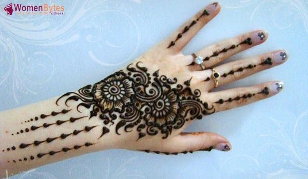 New Beautiful and Hot Mehndi Designs4