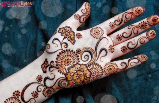 New Beautiful and Hot Mehndi Designs3