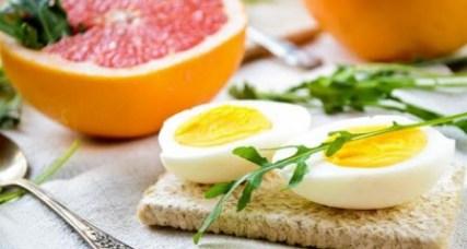 Boiled Egg Diet Printable Women Bytes