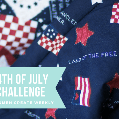 4th of July challenge for myself…
