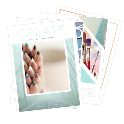 Kickstart your Creativity: New FREE download