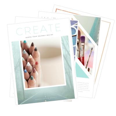Kickstart your Creativity: New FREE download