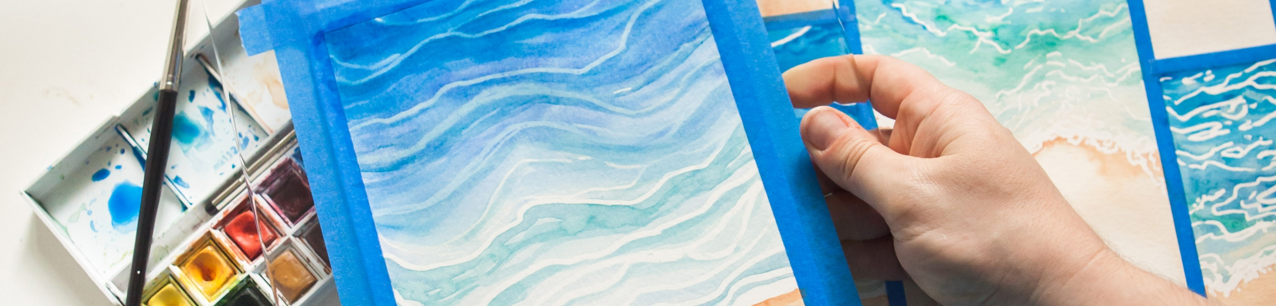 Learn-to-watercolor