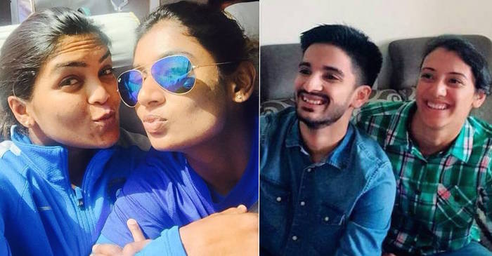 Indian women cricketers share their moments on occasion of Raksha Bandhan