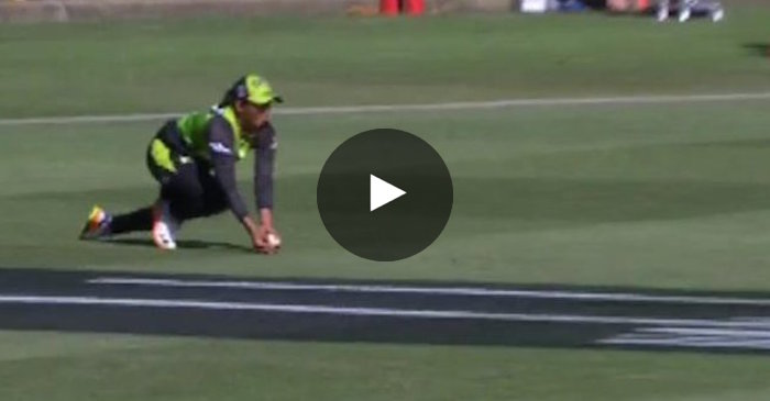 Harmanpreet Kaur WBBL catch