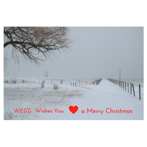 Merry Christmas from WEGG!