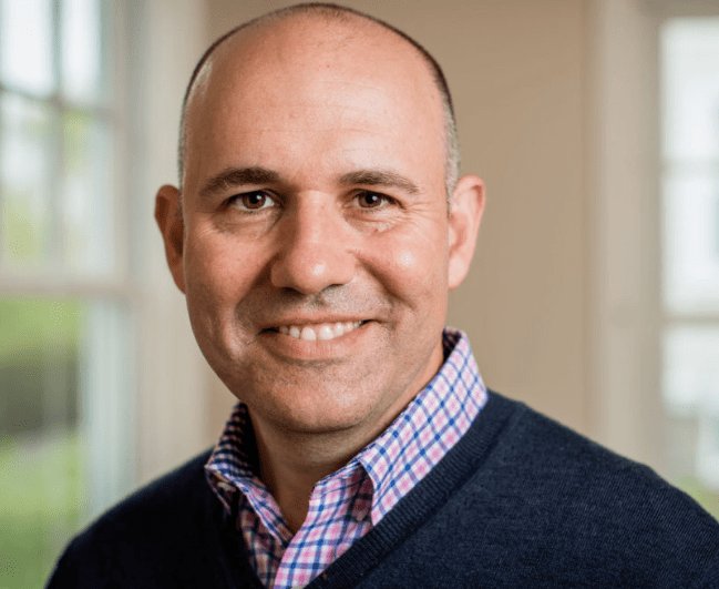 Professor, Author, Thought Leader: Andy Molinsky