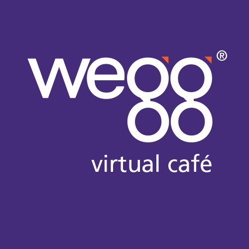 JOIN our wegg® Virtual Cafe Gathering Today, 5/12 at 4PM CT