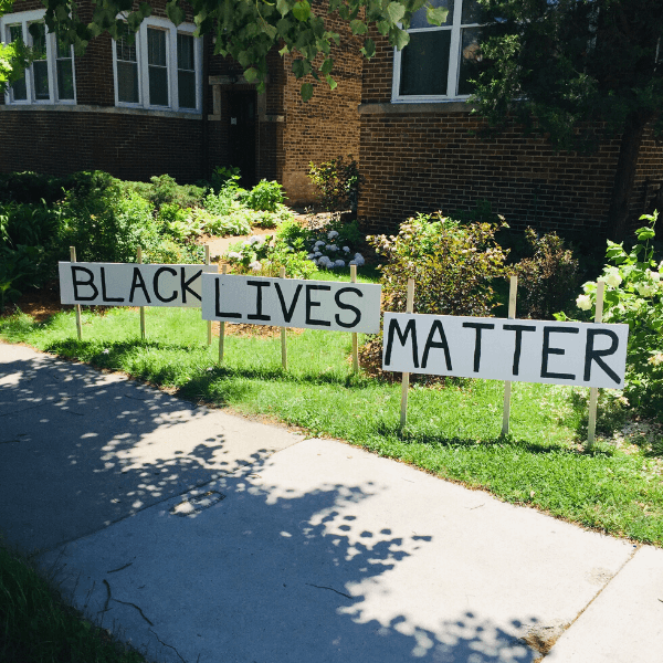 #BlackLivesMatter to wegg® and the World