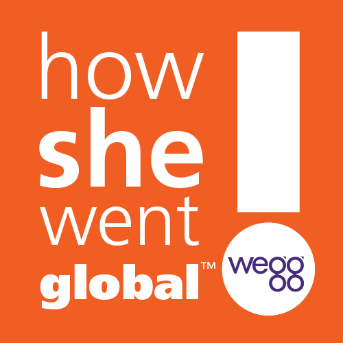 How She Went Global podcast
