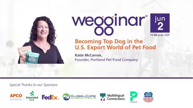 Becoming Top Dog in the U.S. Export World of Pet Food with Katie McCarron