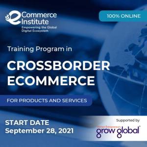 crossborder ecommerce training program