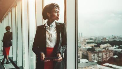 Las mujeres lideran el cambio
