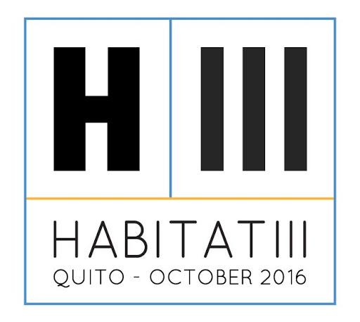 Habitat III Conference Logo