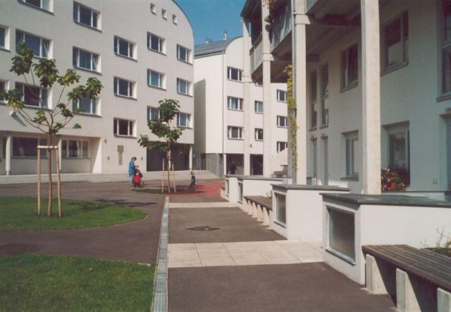 Gender-sensitive Housing in Vienna – Frauen-Werk-Stadt (Women-Work-City)