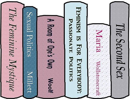 Դասական ֆեմինիզմի 10 գիրք պարտադիր ընթերցանության համար