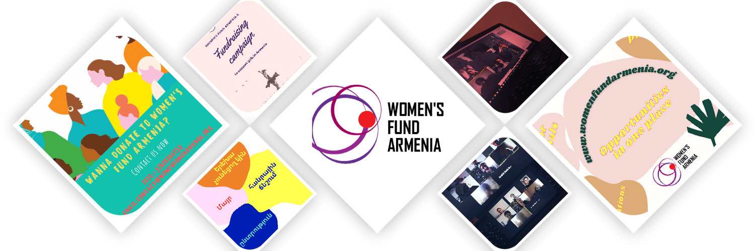 Women's Fund Armenia: Standing by and up for women for already 3 years