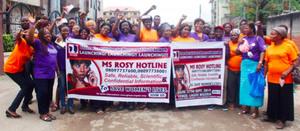 hotline march nigeria