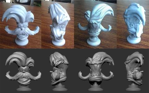 SculptLayout