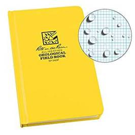 Weatherproof Notebook