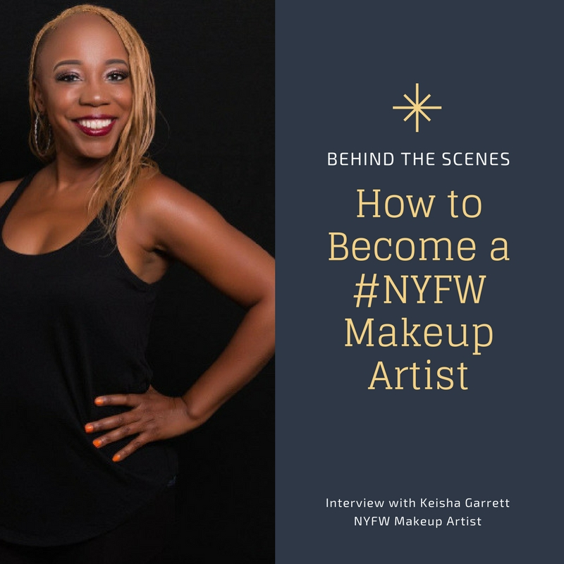 How to Become a New York Fashion Week Makeup Artist | Women in Gear