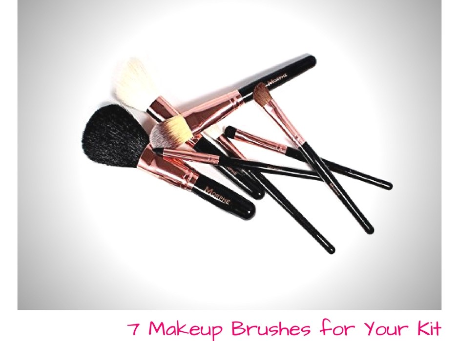 7 Makeup Brushes You Should Have in Your Kit Right Now