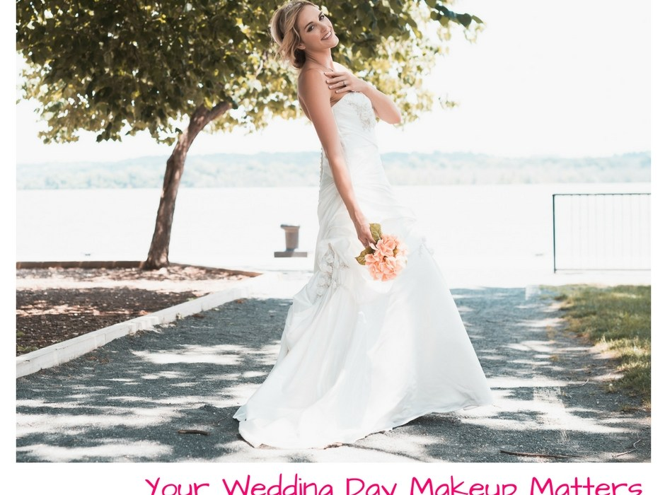 "5 Reasons Why You ""Should"" Hire a Pro Makeup Artist on Your Wedding Day"