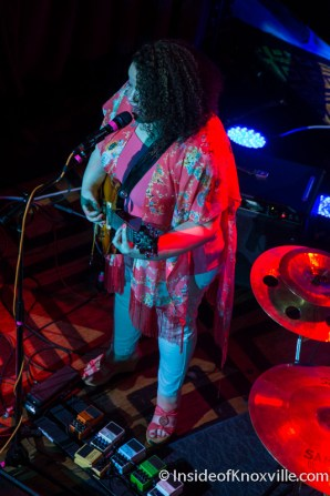 Venus, Women in Jazz Jam Festival, Scruffy City Hall, Knoxville, March 2016